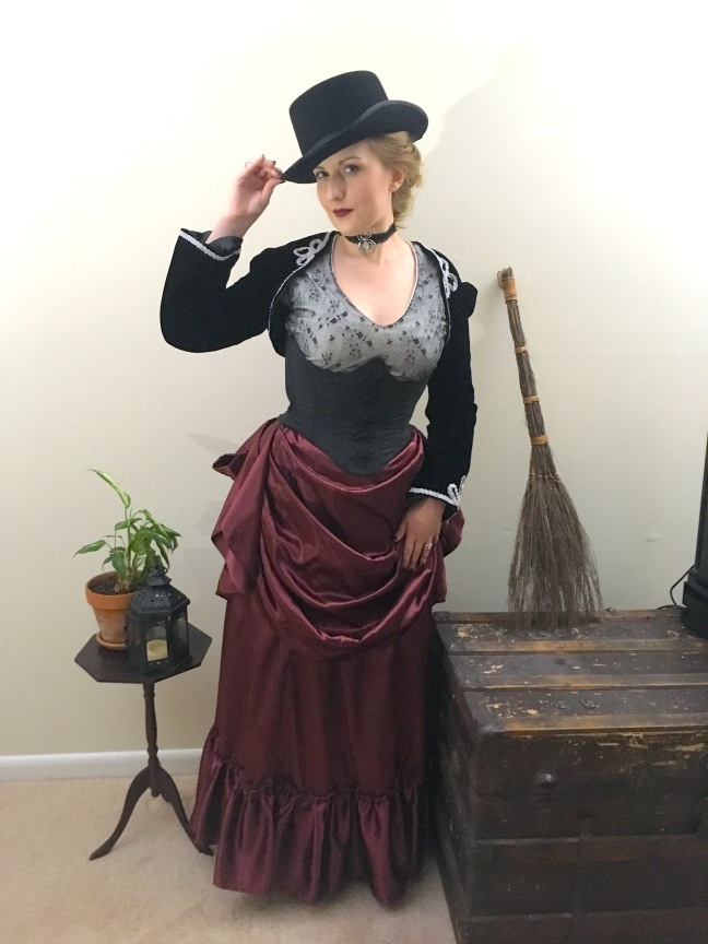 Victorian Dress Top Hat
