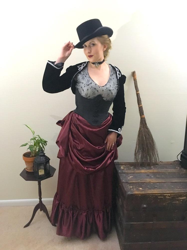 Victorian Dress Top Hat