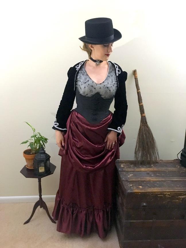Victorian Dress Trunk