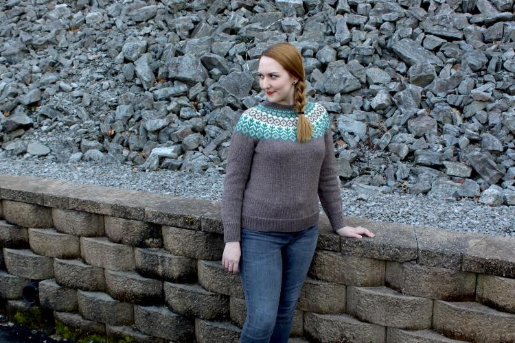 Women's Brooklyn Tweed Grettir